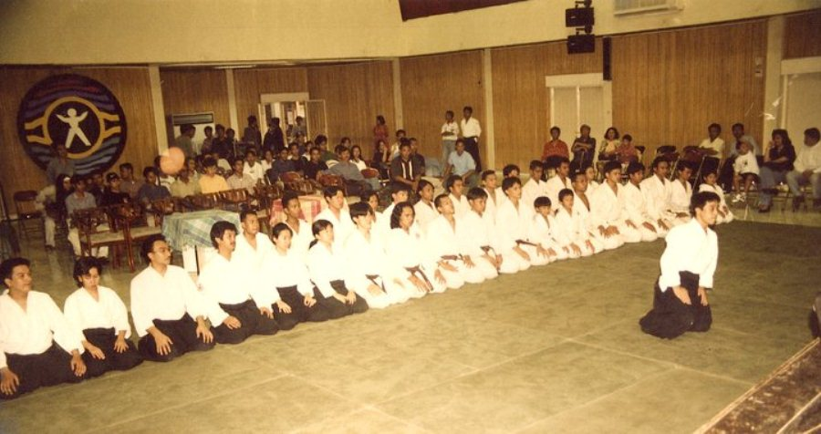 Aikido in Indonesia 1