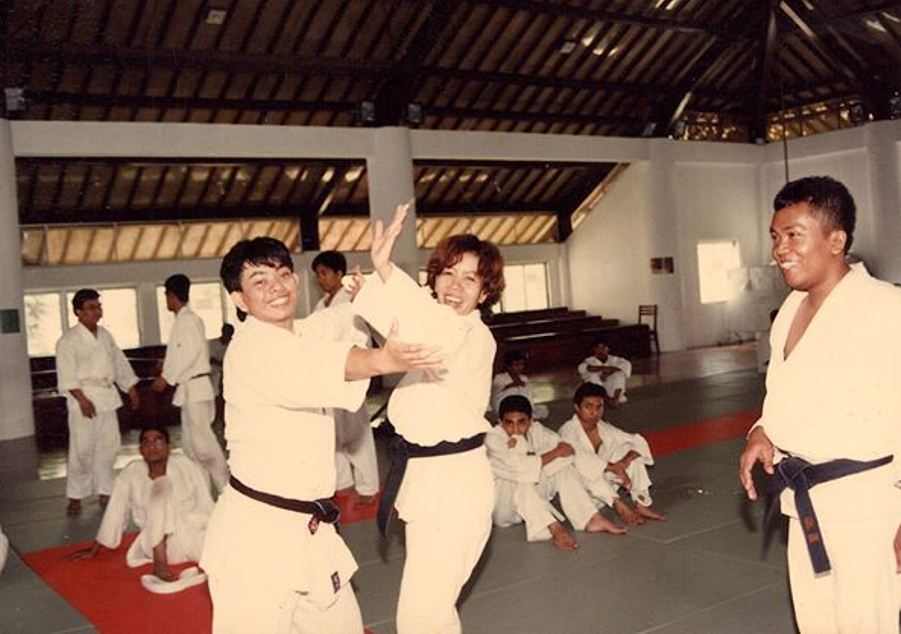 Aikido in Indonesia 2